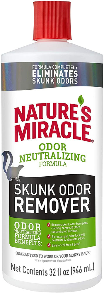 Nature's Miracle Skunk Odor Remover, 32oz