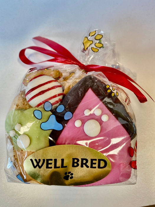 Well Bred Cookie Sampler, Large