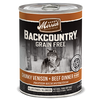 Merrick Backcountry Grain Free Dog Can Food Chunky Venison & Beef