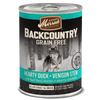 Merrick Backcountry Grain Free Dog Can Food Hearty Duck & Venison