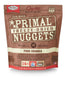 Primal Dog Freeze Dried Food Nuggets Pork