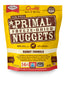 Primal Dog Freeze Dried Food Nuggets Rabbit