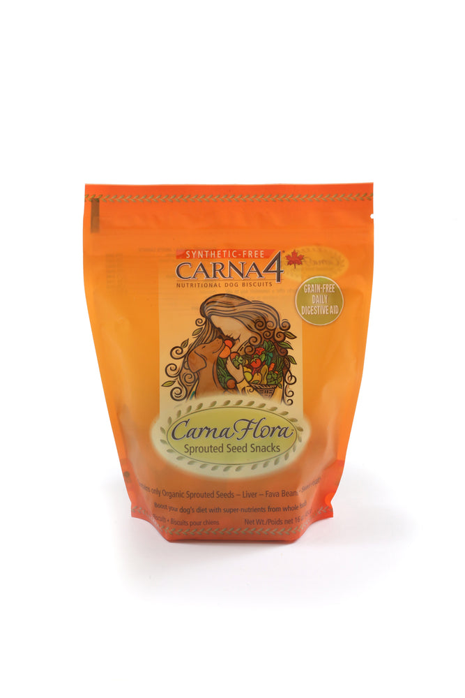 Carna4 Dog Treats Biscuits Digestive Help