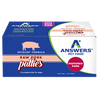 Answers Detailed Dog Frozen Raw Food Patties Pork, 4lb