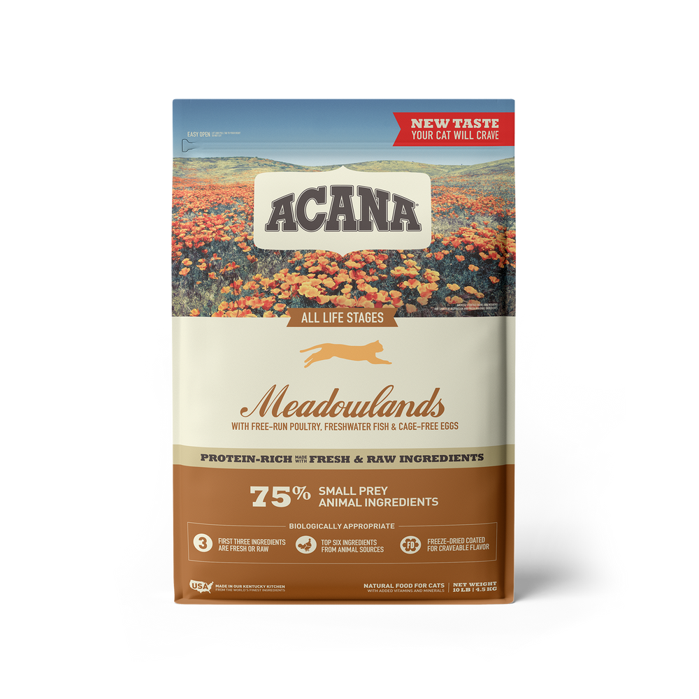 Acana Regionals Grain Free Cat Dry Food Meadowland