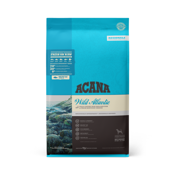 Acana Regionals Grain Free Dog Dry Food Wild Atlantic