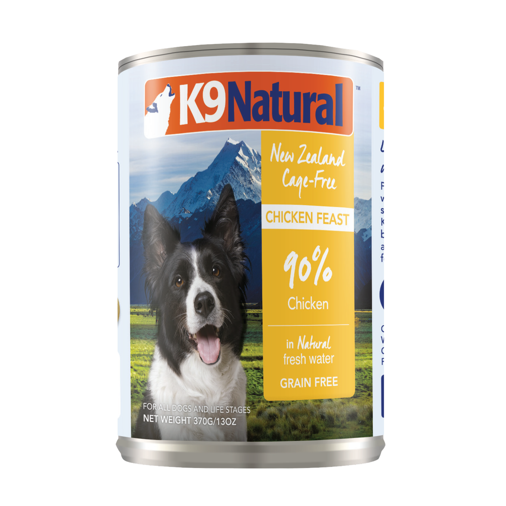 K9 Natural Grain Free Dog Can Food Chicken