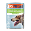 K9 Natural Grain Free Dog Can Food Booster Lamb Tripe