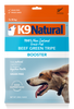 K9 Natural Dog Freeze Dried Food Booster Beef Tripe