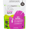 Small Batch Dog Frozen Lightly Cooked Food Turkey, 5lb