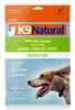 K9 Natural Dog Freeze Dried Food Booster Lamb Tripe