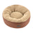 Tall Tails Dream Chaser Donut Bed Brown