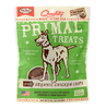 Primal Dog Treats Jerky Chips Chicken