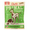 Primal Dog Treats Jerky Chips Turkey
