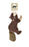 Tall Tails Dog Plush Squeaker Toy Squirrel 12''
