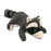 Tall Tails Dog Plush Squeaker Toy Raccoon 12''