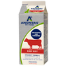 Answers Straight Frozen Raw Dog Food Carton Beef