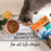 Feline Natural Cat Freeze Dried Food Lamb & Salmon Topper