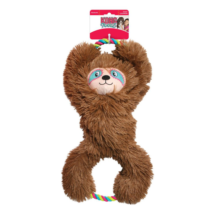 Kong Tuggz Sloth Dog Toy Extra Large