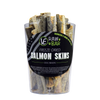 Vital Essentials Dog Freeze Dried Raw Bar Salmon Skin
