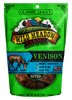 Wild Meadow Farms Dog Jerky Treats Venison Bites, 3.5oz