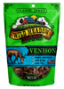 Wild Meadow Farms Dog Jerky Treats Venison Minis, 3.5oz