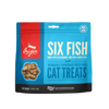 Orijen Cat Freeze Dried Treats Six Fish