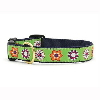 Up Country Dog Collar Bloom