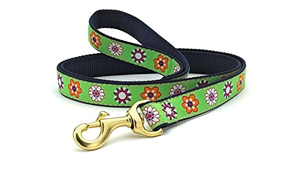 Up Country Dog Leash Bloom