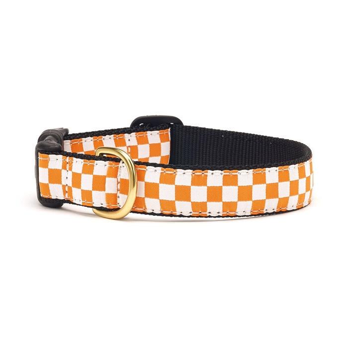Up Country Dog Collar Checkerboard