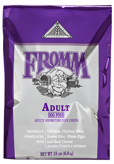 Fromm Classic Grains Dog Dry Food Adult