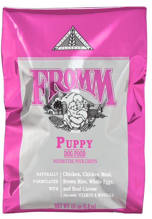 Fromm Classic Grains Dog Dry Food Puppy