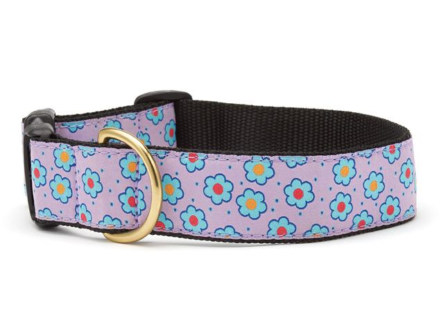 Up Country Dog Collar Flower Field