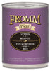 Fromm Grains Dog Can Food, Pate Venison & Beef