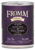 Fromm Grain Free Dog Can Food, Pate Venison & Lentil