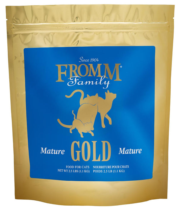 Fromm Gold Grains Cat Dry Food Mature