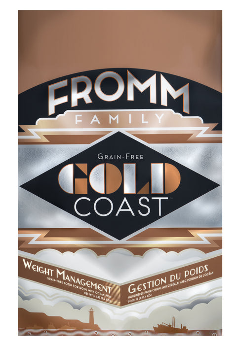 Fromm Heartland Gold Grain Free Dog Dry Food Coast Weight Management