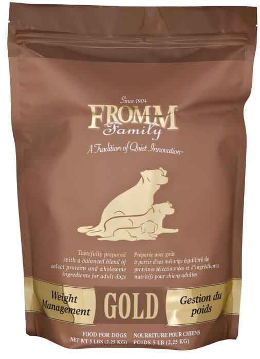Fromm Gold Grains Dog Dry Food Weight Management