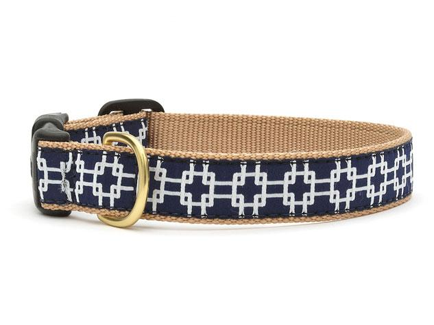 Up Country Dog Collar Gridlock