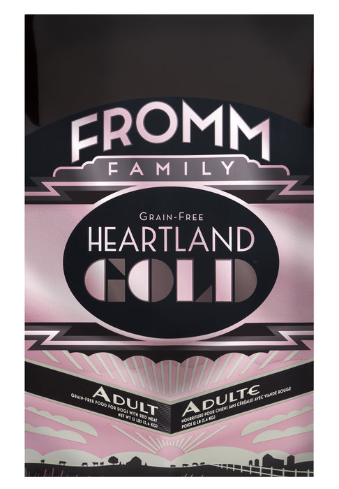 Fromm Heartland Gold Grain Free Dog Dry Food Adult