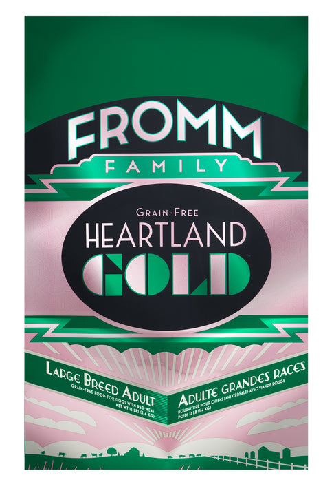 Fromm Heartland Gold Grain Free Dog Dry Food Large Breed Adult