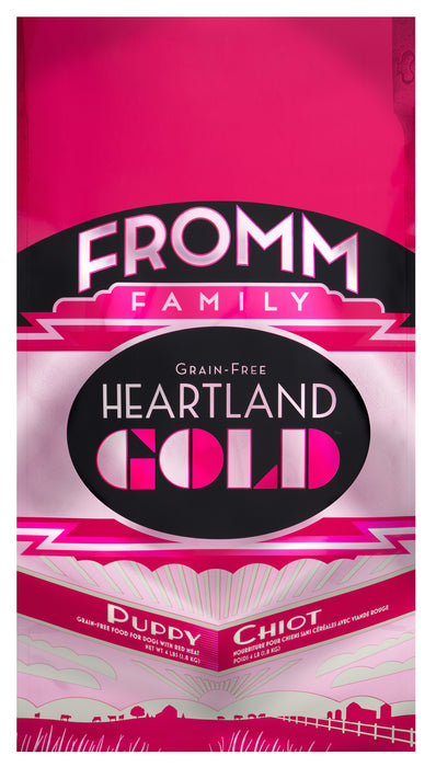 Fromm Heartland Gold Grain Free Dog Dry Food Puppy
