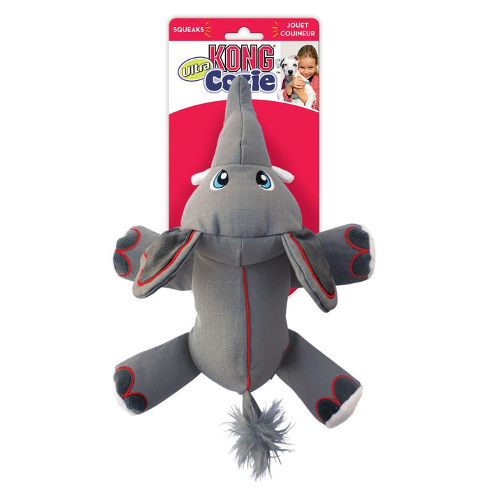 Kong Cozie dog Toy Ultra Ella Elephant