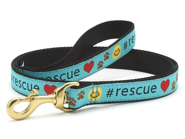 Up Country Dog Leash #Rescue