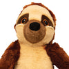 SnugArooz Dog Toy Sasha the Sloth 11""