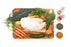 Small Batch Dog Frozen Lightly Cooked Food Turkey, 2lb