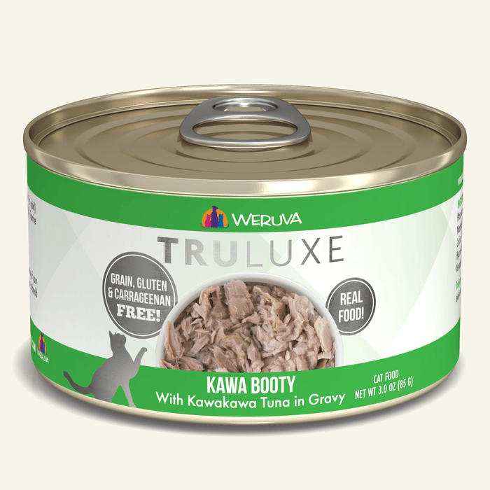 Weruva Truluxe Grain Free Cat Can Food Kawa Booty