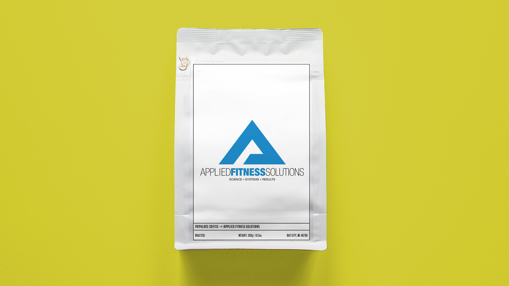 Applied Fitness Solutions Support Coffee