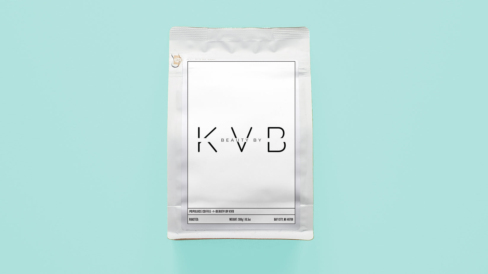 beauty by KVB Support Coffee