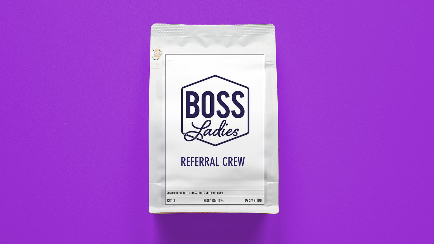 Boss Ladies Referral Crew Support Coffee